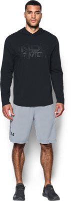 Mens UA Sportstyle Stretch Hoodie Under Armour US