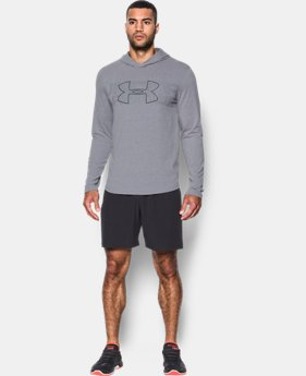 Best Seller Men's UA Sportstyle Stretch Hoodie  2 Colors $39.99