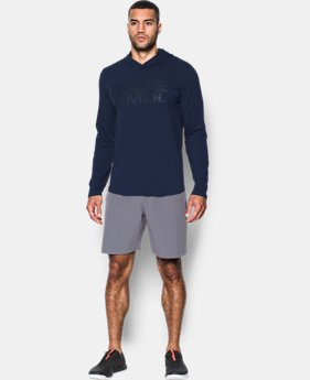 Best Seller Men's UA Sportstyle Stretch Hoodie  5 Colors $39.99
