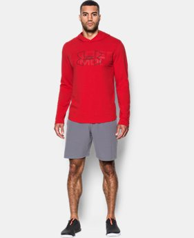 Best Seller Men's UA Sportstyle Stretch Hoodie  1 Color $39.99