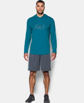 Men's UA Sportstyle Stretch Hoodie  4 Colors $23.99 to $27.99