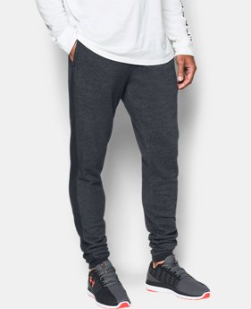 Men's UA Sportstyle Stacked Terry Joggers  1 Color $69.99
