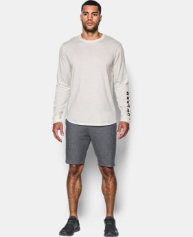 Men's UA Sportstyle Long Sleeve T-Shirt  1 Color $39.99