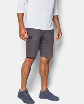 Men's UA Sportstyle  Terry Tapered Shorts  3  Colors $38.99 to $48.99
