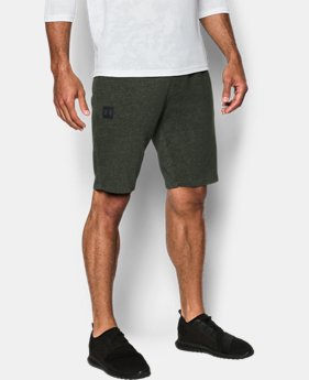 Men's UA Sportstyle  Terry Tapered Shorts  4 Colors $81.25