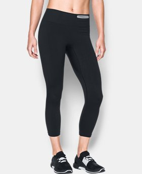 Women's UA Threadborne™ Seamless Crop  1 Color $74.99