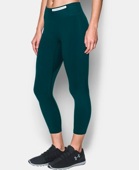Women's UA Threadborne™ Seamless Crop  1 Color $56.24
