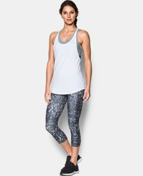 Women's HeatGear® Armour 2-in-1 Tank  1 Color $59.99