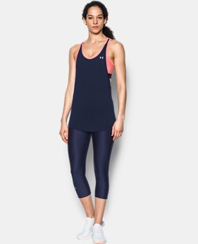 Women's HeatGear® Armour 2-in-1 Tank  1 Color $49.99