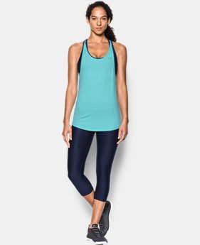 Women's HeatGear® Armour 2-in-1 Tank  1 Color $29.99 to $34.99