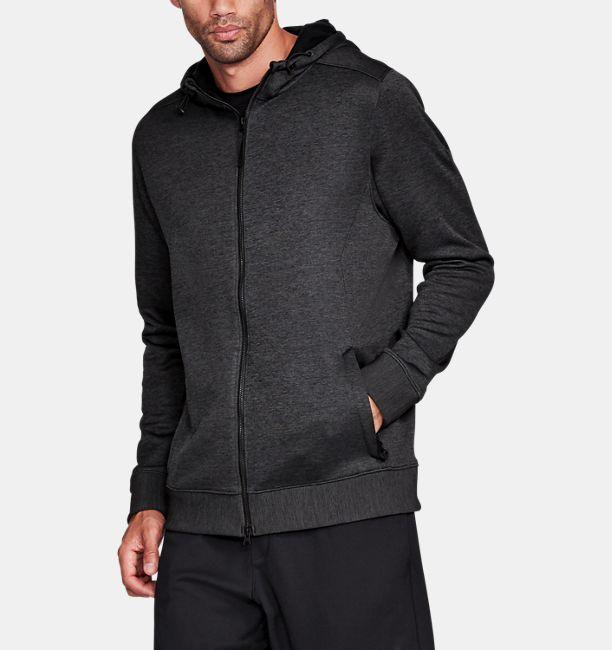 63e40718 Men's UA Sportstyle SweaterFleece Full Zip | Under Armour US