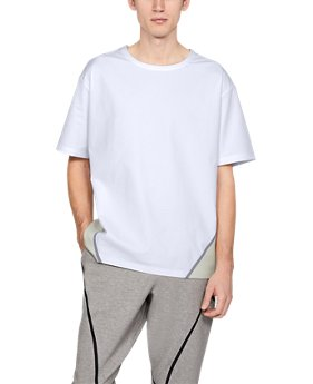 Men's UAS Pivot Crepe Short Sleeve Sweatshirt  1 Color $120
