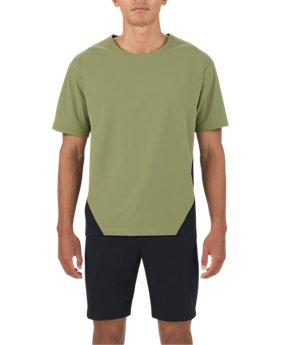 Men's UAS Pivot Crepe Short Sleeve Sweatshirt   $84 to $84.99