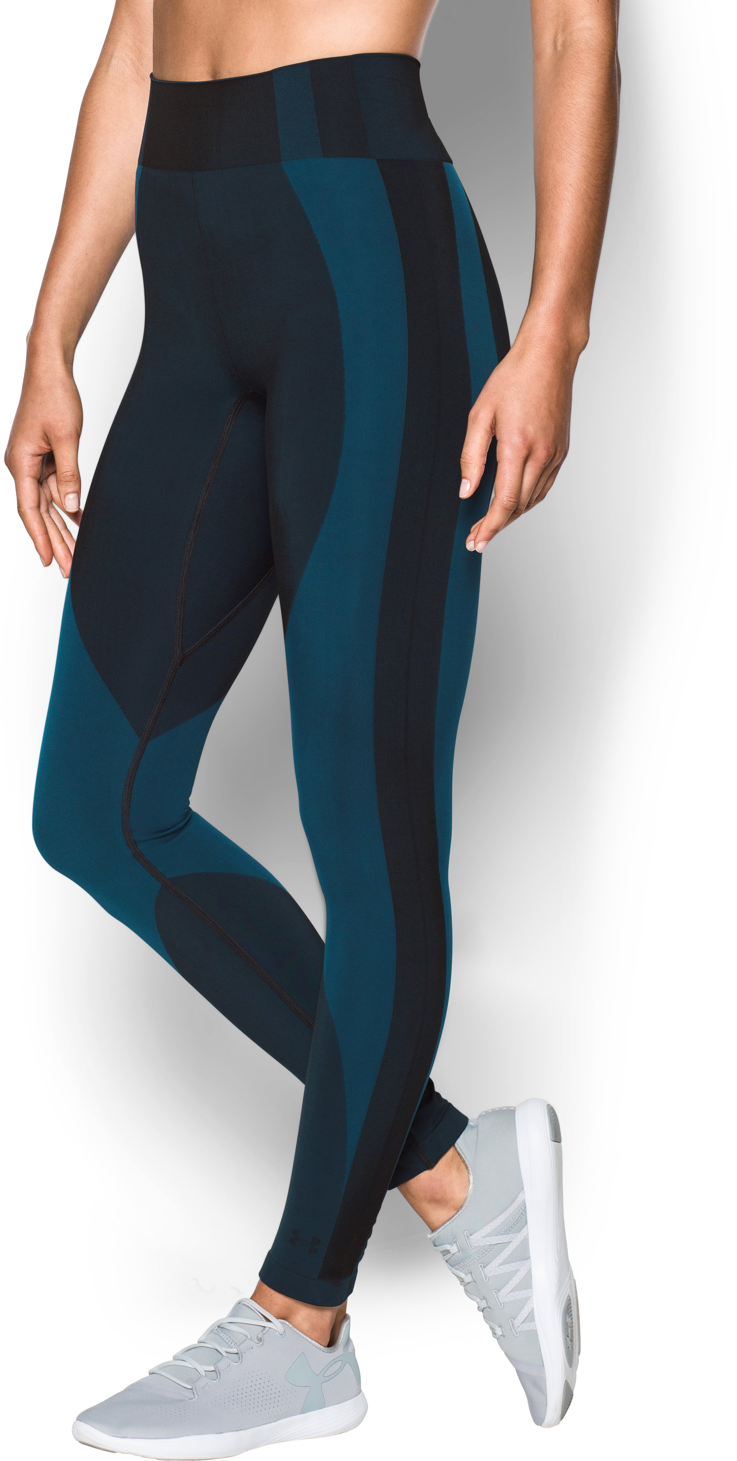 Women's Misty UA Hi-Rise Leggings, Black