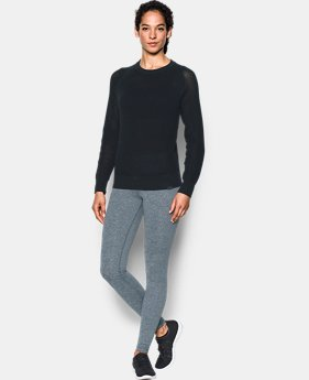 Women's UA Sweater Crew   $139.99
