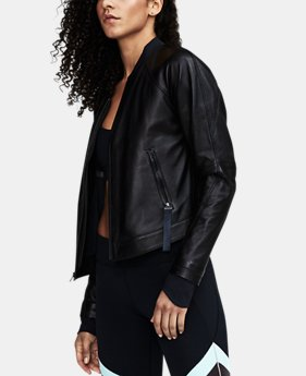 Women's Misty Leather Jacket   $0
