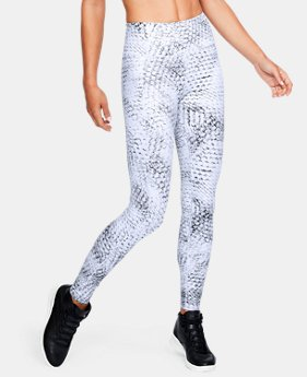 Women's UA BreatheLux Printed Legging   $169.99