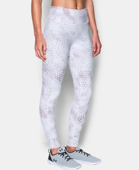 New Arrival Women's UA BreatheLux Printed Legging  1 Color $149.99