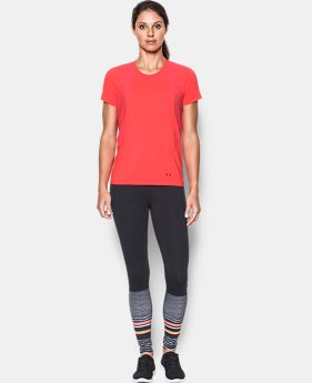 Women's UA Flashy T-Shirt  1 Color $29.99
