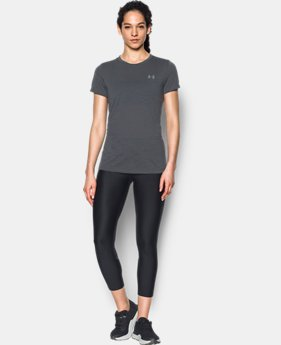 Women's UA Threadborne™ Train Slub T-Shirt  8 Colors $29.99