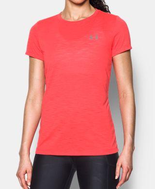 Women's UA Threadborne Train Slub T-Shirt