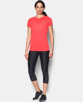 Women's UA Threadborne™ Train Slub T-Shirt  1 Color $17.99 to $22.49