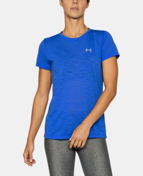 Women's UA Threadborne™ Train Slub T-Shirt  2 Colors $22.49 to $29.99