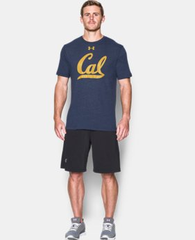 Men's CAL UA Tri-blend T-Shirt   $29.99