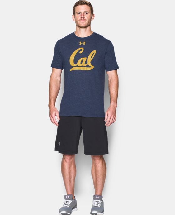 Men's CAL UA Tri-blend T-Shirt LIMITED TIME: FREE U.S. SHIPPING 1 Color $29.99