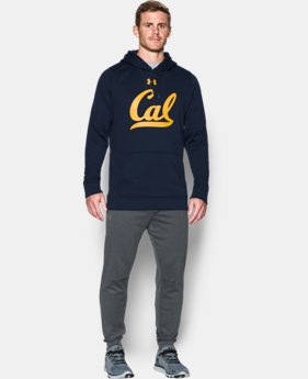 Men's Cal Armour® Fleece Hoodie  1 Color $69.99