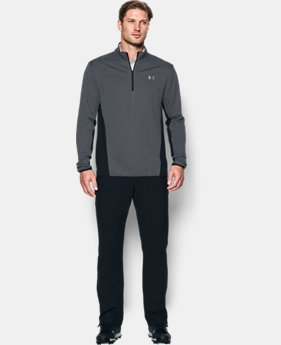Men's ColdGear® Reactor Hybrid ½ Zip  1 Color $84.99