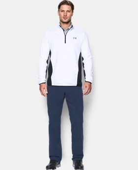 Men's ColdGear® Reactor Hybrid ½ Zip   $84.99