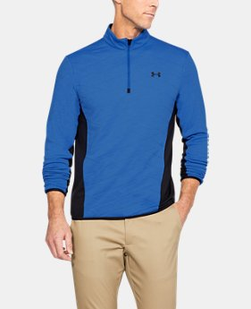 Men's ColdGear® Reactor Hybrid ½ Zip  1  Color Available $84.99