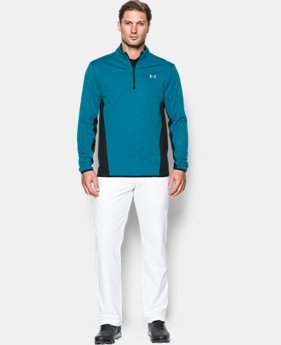 Men's ColdGear® Reactor Hybrid ½ Zip  1 Color $59.49