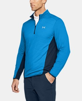 Men's ColdGear® Reactor Hybrid ½ Zip  5 Colors $49.99 to $63.99