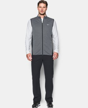 Men's ColdGear® Reactor Hybrid Vest  1  Color Available $89.99