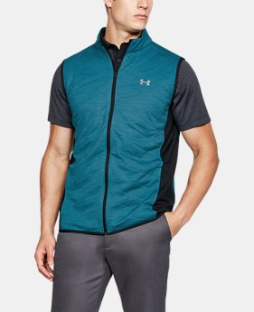 Men's ColdGear® Reactor Hybrid Vest  1 Color $55.99