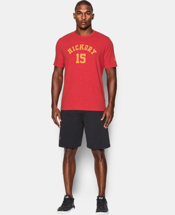 Men's UA Hoosiers Hickory T-Shirt  1 Color $34.99