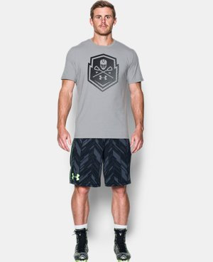 Men's UA Lax Crest T-Shirt  1 Color $24.99