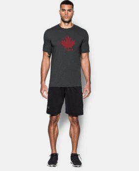 New Arrival  Men's UA Canada T-Shirt LIMITED TIME: FREE SHIPPING  $29.99
