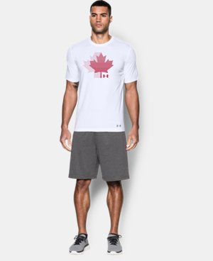 Best Seller  Men's UA Canada T-Shirt LIMITED TIME: FREE SHIPPING 1 Color $29.99