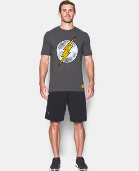 New Arrival Men's UA Retro Flash T-Shirt  1 Color $34.99