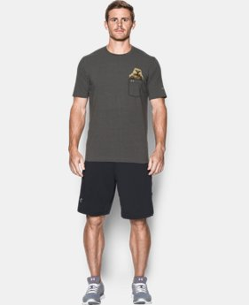 Men's UA Caddy Shack Pocket T-Shirt  1 Color $34.99