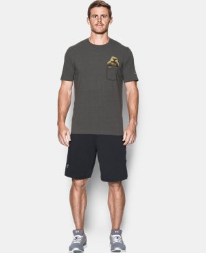 Men's UA Caddyshack Pocket T-Shirt  1 Color $34.99