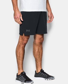 Men's UA Cage Shorts LIMITED TIME: FREE SHIPPING 4  Colors Available $49.99