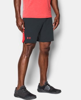 Men's UA Cage Shorts  3 Colors $29.99 to $33.99