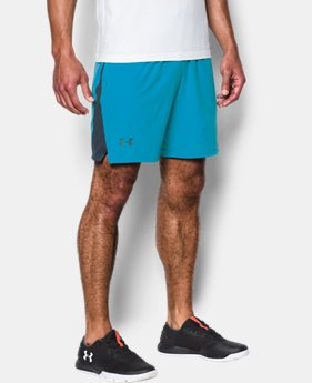 Men's UA Cage Shorts  1  Color Available $37.49