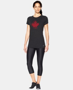 UA Canda Maple Leaf Short Sleeve *Ships 8/10/2016*