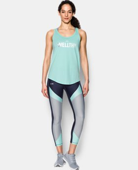 Women's UA Wellthy Short Sleeve T-Shirt  1 Color $22.49