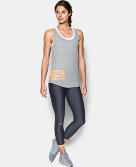 Women's UA Tone What You Own Tank  1 Color $34.99